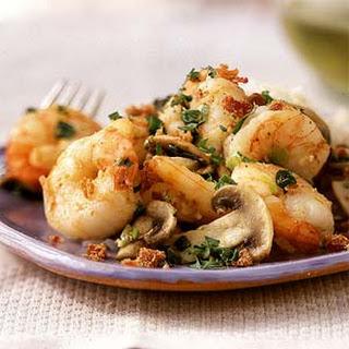 Southern-Style Shrimp.