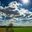Spring by Zdenek Smistik - Landscapes Weather ( nature, landscape, spring, sun )