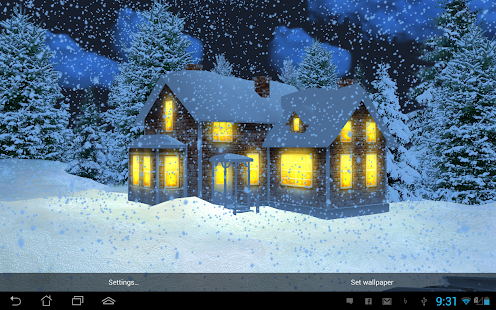 Snow HD Free Edition Screenshot 6