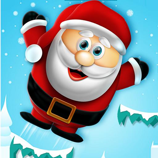 聖誕老人飛兒童聖誕遊戲 家庭片 LOGO-玩APPs