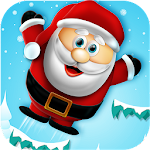 Santa Fly Kids Christmas game 1.0 Apk