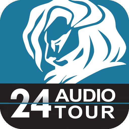 24 Audiotour LOGO-APP點子