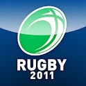 Rugby 2011 logo