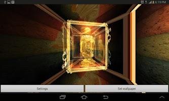 Screenshot of 3D Gautama Buddha LWP