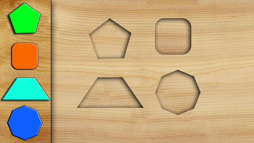Learn Shapes: Sorting Activity