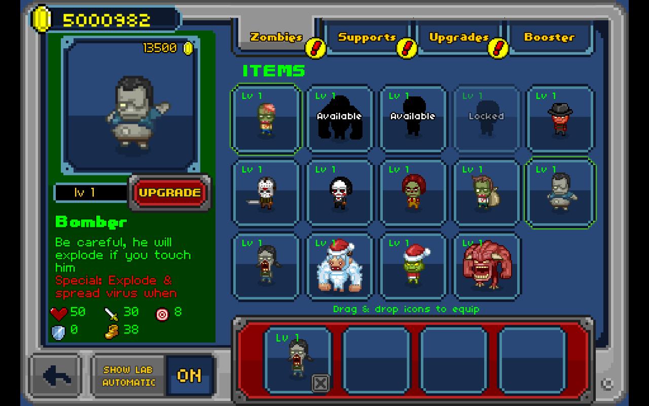 Infectonator screenshot #13