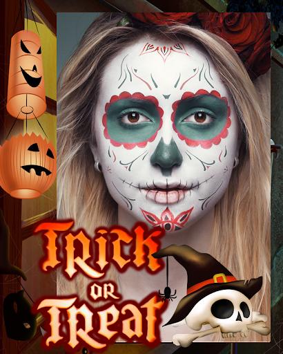 【免費攝影App】Halloween Photo Frames-APP點子