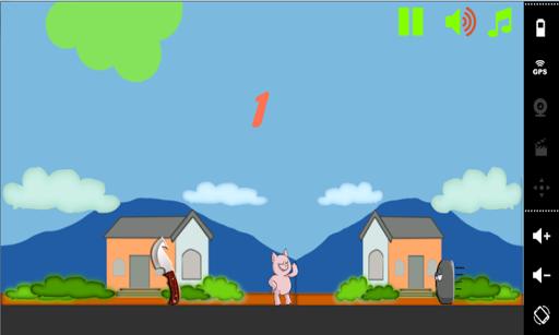 Running Pig Hop