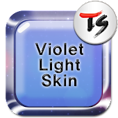 Violet light for TS Keyboard