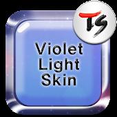 Violet light for TS Keyboard