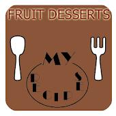 FRUIT DESSERTS RECIPES