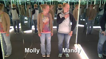 Molly S. and Mandy Y.