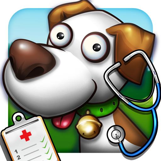 寵物醫生 - 兒童遊戲 LOGO-APP點子
