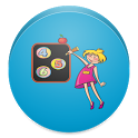 Connect the Dots for kids icon