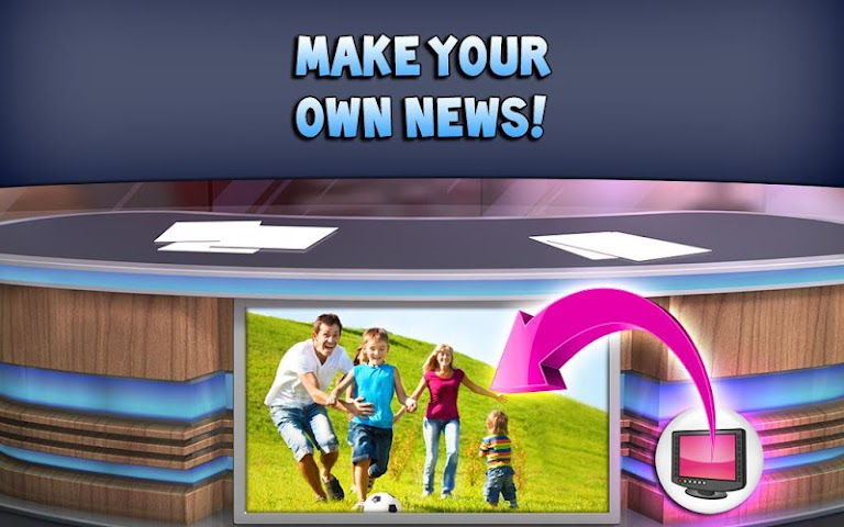 android Talking Tom & Ben News Screenshot 9