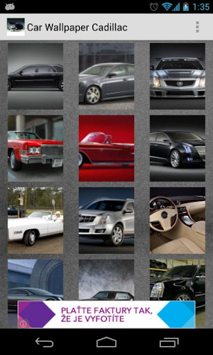 Car Wallpaper Cadillac