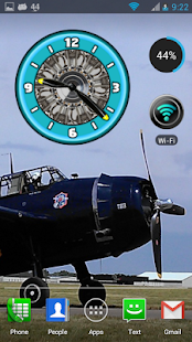 Aviator Clocks - screenshot thumbnail