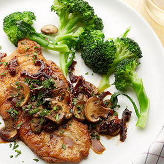 Chicken Marsala With Mushrooms Food Network Recipes.
