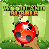 Woodland Bubble Shooter Puzzle