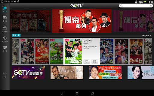 GOTV for Tablet