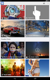 Pixable: Your Photo Inbox - screenshot thumbnail