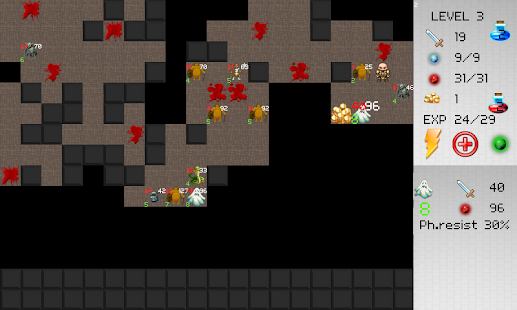 Mobile Dungeons Roguelike RPG - screenshot thumbnail