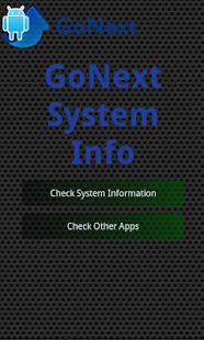 系统信息转到下一页 工具 App-癮科技App