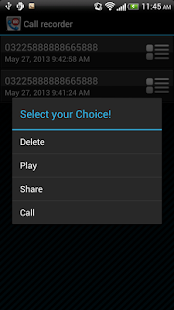 Call Recorder Free - screenshot thumbnail