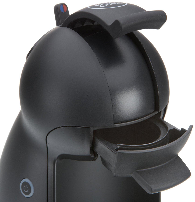 Krups Dolce Gusto Piccolo - 1500 W, color negro mate