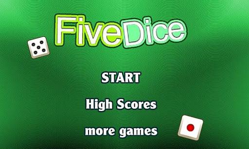 Five Dice Free