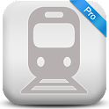 Indian Rail Info App PRO icon