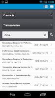 Screenshot of World Bank Group Finances