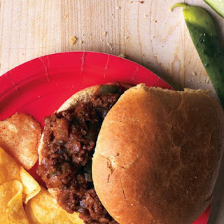 Emeril's Sloppy Joes.