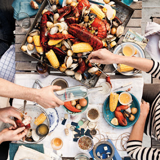 One Pot Clam Bake.