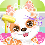 My Cute Puppy Spa Game