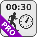 My Interval Timer Pro icon