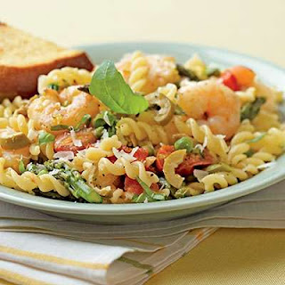 Roquefort Rotini with Roasted Squash and Walnuts