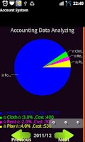 Screenshot of DrCat Accounting