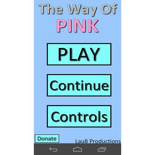 The way of pink