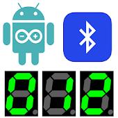 Seven Segments Arduino Bt Ctr