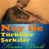 Ney Sesi ile Türkü Şarkı İlahi