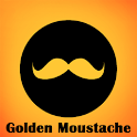 Golden Moustache icon