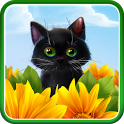 Cute Kitten Live Wallpaper icon