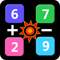 Kids Math Game Lite logo