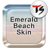 Emerald Beach for TS Keyboard