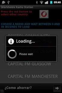 Worldwide Radio Station- screenshot thumbnail
