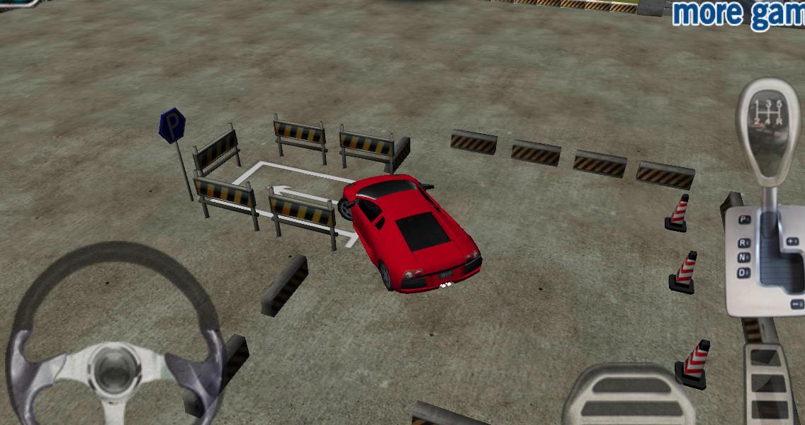 Super Hard Car Parking Games