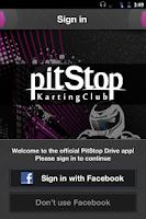 Screenshot of PitStop Drive
