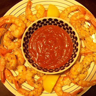 Cocktail Sauce for Roasted Shrimp