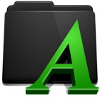 Font Installer License icon